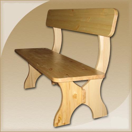 Как сделать стул со спинкой своими руками